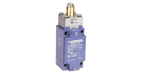 TELEMECANIQUE SENSORS XCKJ167H7 1NC//1NO Heavy Duty Limit Switch Plunger IP 66
