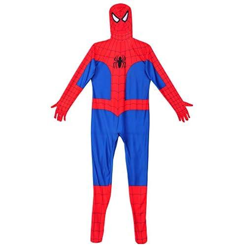 Rubies Men's Marvel Spider-Man 2nd Skin Costume