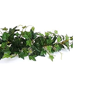 2' Green Leaf Sage Ivy Swag Greenery Silk Wedding Flowers Home Party Holiday Decor 2