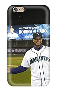 DanRobertse Iphone 6 Well-designed Hard Case Cover Seattle Mariners Protector
