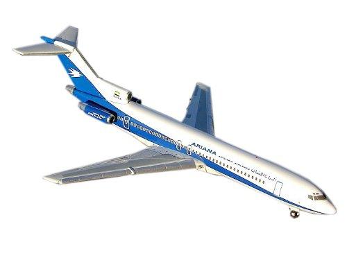 Gemini Jets Ariana Afghan B727-200 1:400 Scale ()