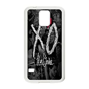 Clzpg New Fashion SamSung Galaxy S5 I9600 Case - The Weeknd XO diy cell phone case