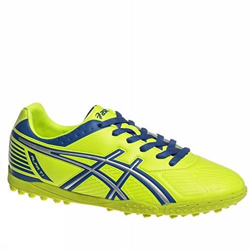 Asics - Zapatillas de fútbol sala de Material Sintético para hombre Amarillo amarillo EUR