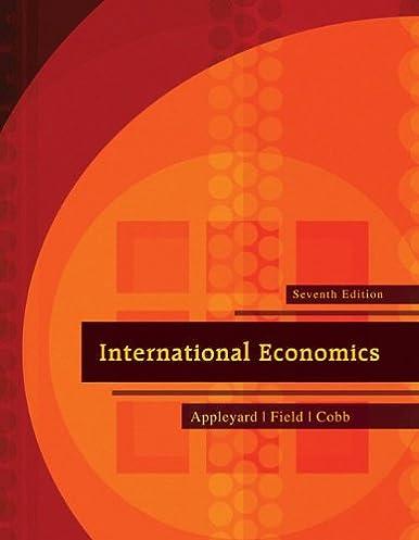 international economics the mcgraw hill series economics dennis rh amazon com Economic Solutions Peter Kershaw Basic Solution