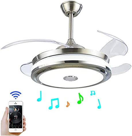 A Million 36 Modern Ceiling Fan Light