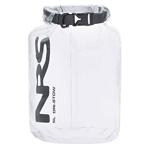 NRS Dri-Stow Dry Bag Clear