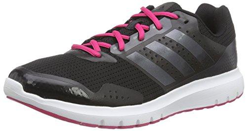 adidas Duramo 7 Damen Laufschuhe Schwarz (Core Black/Night Met/Bold Pink)