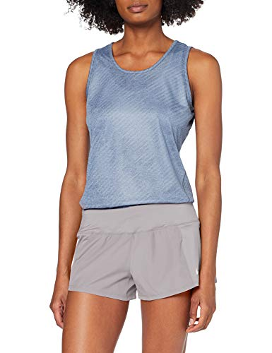 Nike Women's FS Lite Run Cool Grey/Brght MGNT/ATMC Orng Running Shoe 10 Women US ()
