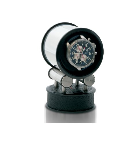 Voyager 1 Watch Winder with Leather Traveling Case by Orbita by Orbita (Image #9)