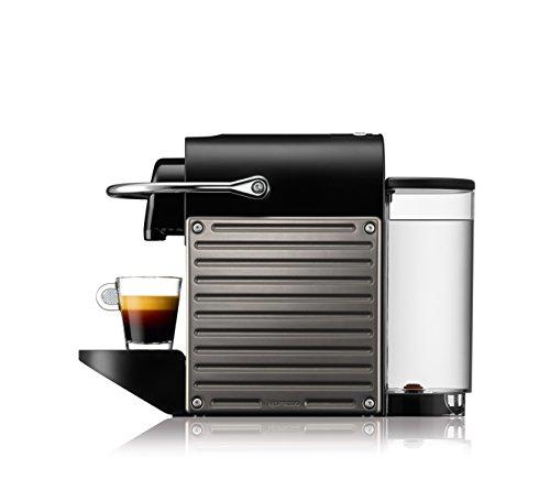 Nespresso Krups Pixie XN3005 - Cafetera monodosis de cápsulas ...