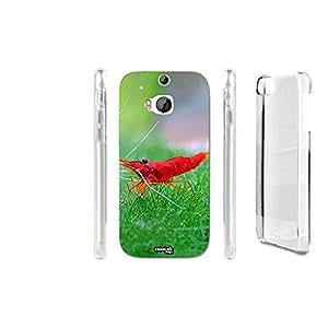FUNDA CARCASA ROT INSECT PARA HTC ONE M8