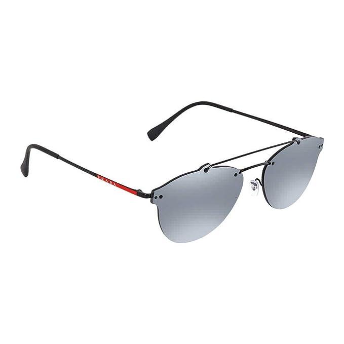 Prada Linea Rossa 0PS 55TS, Gafas de sol para Hombre, Black ...