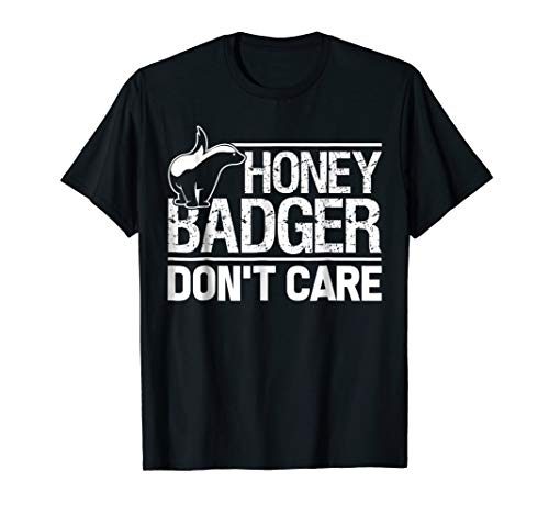 Honey Badger Shirt - Honey Badger Tee Shirt