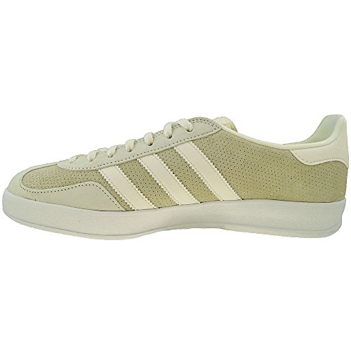 Adidas - Gazelle Indoor - B24975 - Colore: Beige-Bianco-Oro - Taglia: 46.6