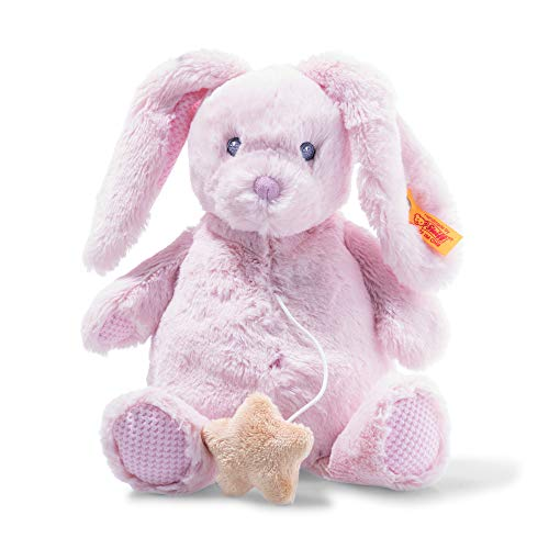 Steiff Belle Bunny Music Box Plush 10