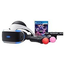 PlayStation VR Launch Bundle - Launch Bundle Edition