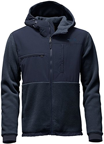 The North Face Denali 2 Hoodie Men's Recycled Urban Navy/Urban Navy Medium