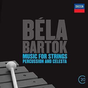 Concerto for Orchestra; Music for Strings Percussion & Celesta