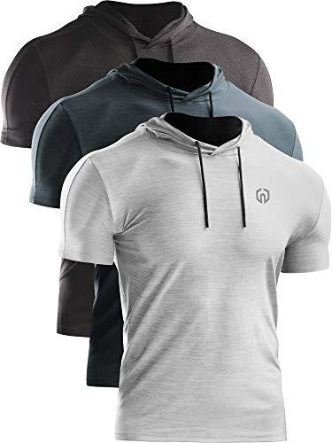Neleus Performance Athletic Shirt Hoods product image