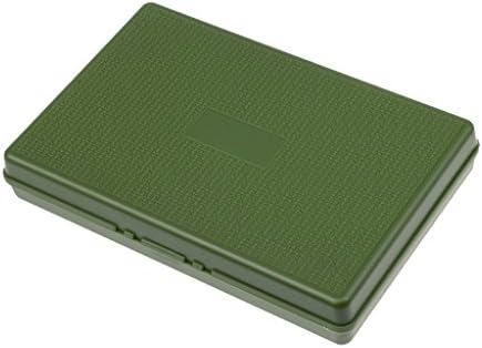 Sharplace タックルバッグ 釣りハーネス ルアーボックス フライフィッシングボックス マイクロスロット 全5色