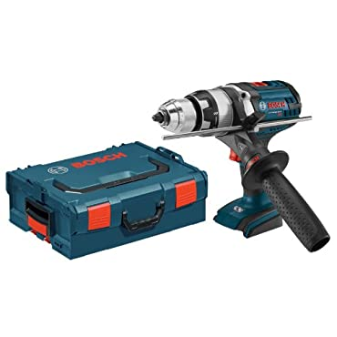 "Bosch HDH181XBL 18-volt 1/2"" Brute Tough Hammer Drill/Driver Bare Tool with Active Response Technology"