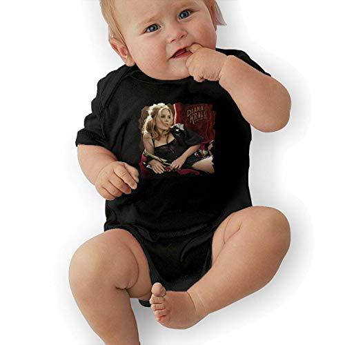 JRMM Baby's Diana Krall Glad Rag Doll Romper Bodysuit Outfits - Rag Bodysuit Infant Doll