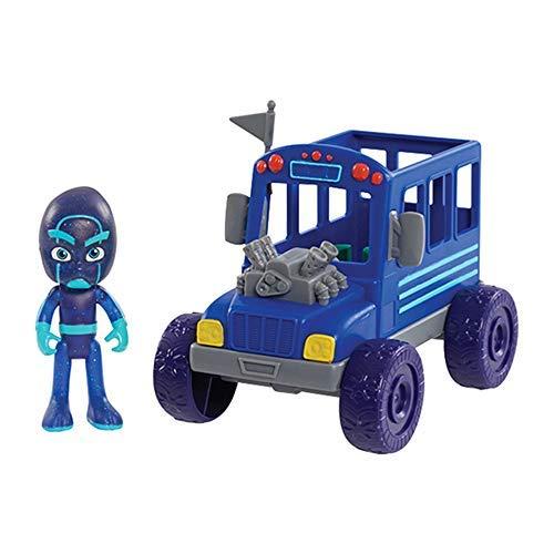 Nite Owl Mask - PJ Masks Vehicle Night Ninja's Bus