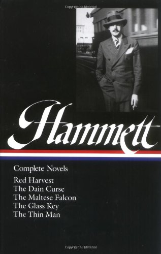 Red Harvest / The Dain Curse / The Maltese Falcon / The Glass Key / The Thin Man