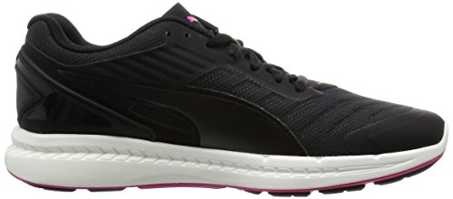 Black Puma Ignite Running Mujer 07 White Negro V2 Pink de Zapatillas gBagq