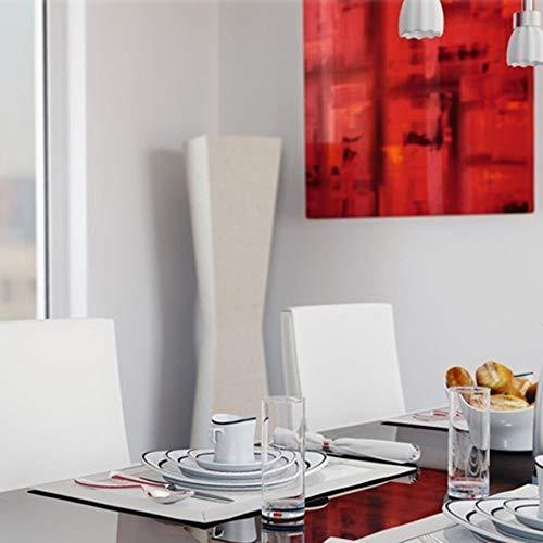 Transparente PVC Folie Schutzfolie Tischdecke 2mm dick Breite /& L/änge w/ählbar 60 x 100 cm Schutztischdecke Made in Germany +Toleranz