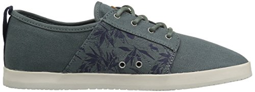 Sneaker Orion Leaf Reef Leucadian Print Fashion