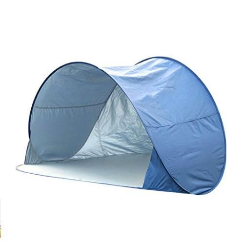 Camping AutomáTico De Playa AutomáTica Y Tienda Anti-Ultravioleta , pairs
