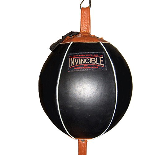 Invincible Fight Gear Double End Bag 6'' by Invincible Fight Gear
