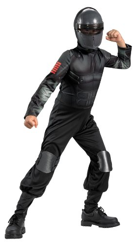 G.i. Joe Retaliation Snake Eyes Classic Costume,