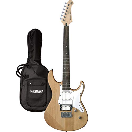 Yamaha Pacifica Series PAC112V Electric Guitar; Natural