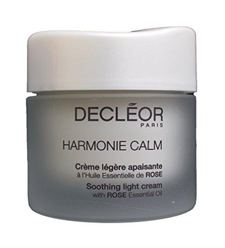Decleor Harmonie Calm Soothing Light Cream, 1.69 Fluid Ounce