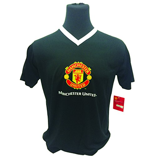 Manchester United Training Jerseys for Adults (X-Large) Black