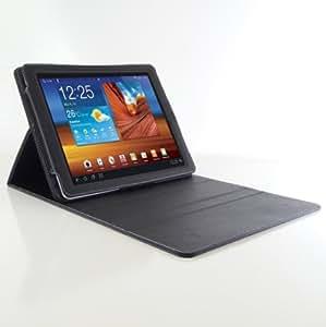 Blurex D-Lux Leather Folio Keyboard Case For The Samsung Galaxy Tab 2 10.1