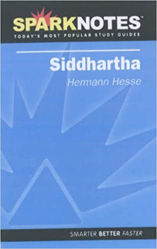 siddhartha sparknotes literature guide sparknotes literature  siddhartha sparknotes literature guide sparknotes literature guide series