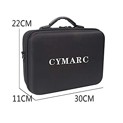 Alician E520 E520S RC Drone Quadcopter Spare Parts Waterproof Portable Handbag Storage Bag Carrying Case Box: Toys & Games