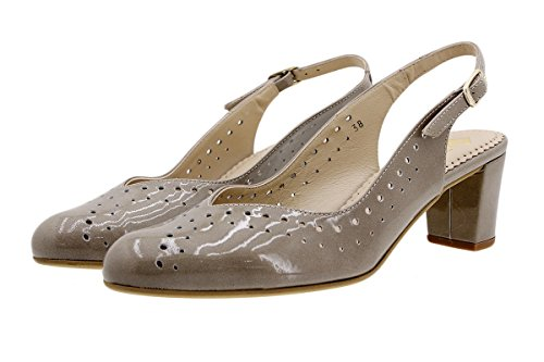 Femme 180230 Visón Charol Confort Chaussure Piesanto Scarpins qAwSZ7