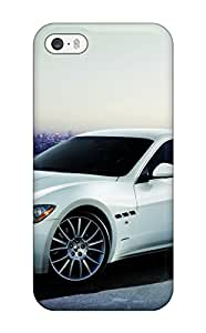 Top Quality Protection Maserati Granturismo 3 Case Cover For Iphone 5/5s(3D PC Soft Case)