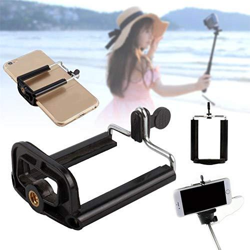 urjipstore Camera Tripod Bracket Adapter Moblie Phone Clip Bracket Holder Tripod Monopod Smartphone Bracket