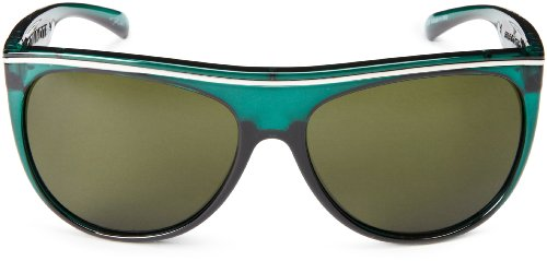 Note Electric ~ Grey Midnight Low Green M Sunglasses rrw45A7q