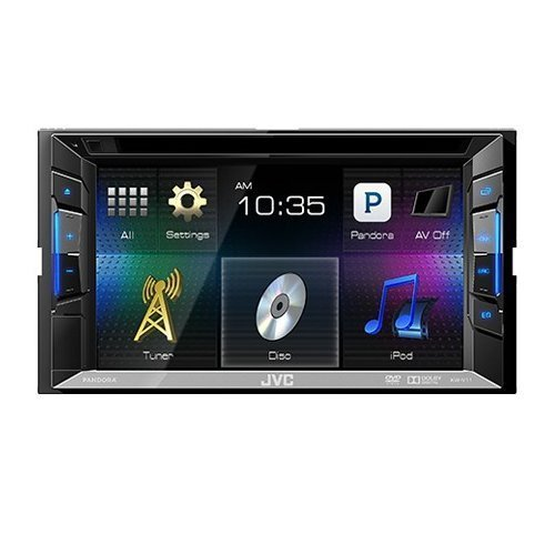 Price comparison product image JVC KW-V11E Kw-V11 6.2-Incehs Touch Screen System