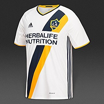 premium selection 60d4e 6fdca Buy MLS New! 2016-17 LA Galaxy Home Jersey (Giovani 10) Size ...