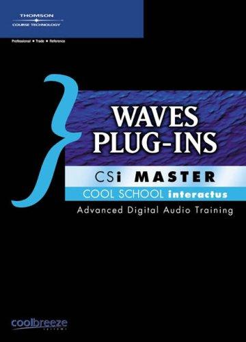 Waves Plug-Ins CSi Master - Csi Master Cd Rom
