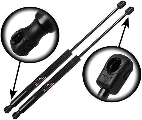 Fits Q5 2009 To 2017 Liftgate Hatch Lift Supports With Power Gate 2 Qty