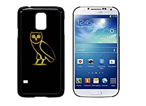 OvOXo Owl Black Galaxy S5 Phone Case