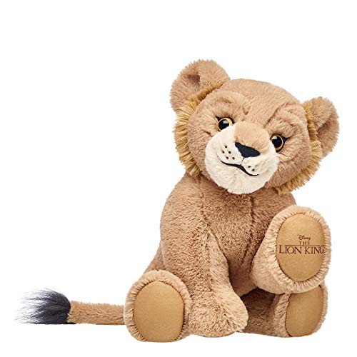 Build A Bear Workshop Disney The Lion King Young Simba